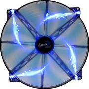 Fan Cooler 200MM Aerocool LED Silent Master Blue EN55642