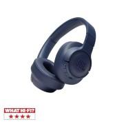 Fone de Ouvido Bluetooth C/ Microfone e Cancelamento de Ruído JBL Tune 750BTNC Azul JBLT750BTNCBLU
