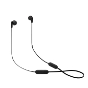 Fone de Ouvido Bluetooth JBL Tune 215BT In-ear Preto JBLT215BTBLK