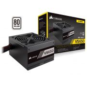 Fonte 650W Corsair VS650 80 PLUS White CP-9020172-WW