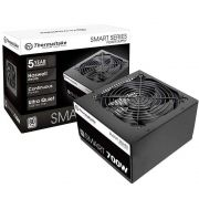 Fonte 700W Thermaltake SMART 80 PLUS White PS-SPD-0700NPCWBZ-W