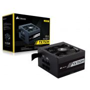 Fonte 750W Corsair TX750M 80 PLUS GOLD SEMI-MODULAR CP-9020131-WW