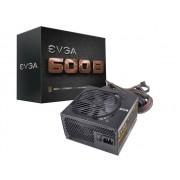 Fonte ATX 600W EVGA 650B 80 PLUS Bronze 100-B1-0600-KR