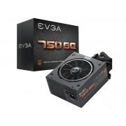 Fonte ATX 750W EVGA 750 BQ Modular 80 PLUS Bronze 110-BQ-0750-V0