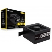 Fonte Corsair 650W CX650 80 PLUS Bronze CP-9020122-WW