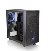Gabinete Gamer Thermaltake Core X31 TG Preto C/ FAN LED AZUL CA-1E9-00M1WN-03