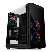 Gabinete Gamer Thermaltake View 37 Preto C/ FAN LED RGB CA-1J7-00M1WN-01