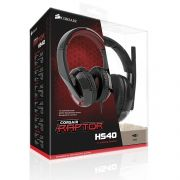 Headset Corsair Raptor HS40 7.1 USB CA-9011122-NA