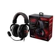 Headset Gamer HYPERX Cloud Core PRETO/VERMELHO KHX-HSCC-BK-LR P/ PC,PS4, Wii U
