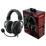 Headset Gamer HYPERX Cloud II PRETO/CINZA KHX-HSCP-GM P/ PC e PS4