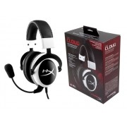 Headset Gamer HYPERX Cloud PRETO/BRANCO KHX-H3CLW