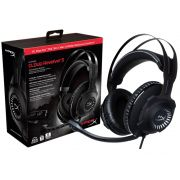 Headset Gamer HYPERX Cloud Revolver S Preto HX-HSCRS-GM/NA