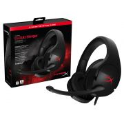 Headset Gamer HYPERX Cloud Stinger HX-HSCS-BK/LA P/ PC, XBOX ONE, PS4, Wii U, Mobile