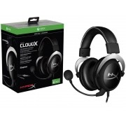 Headset Gamer HYPERX Cloud X PRETO/CINZA HX-HSCX-SR P/ PC e XBOX ONE