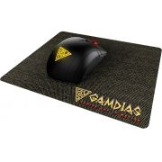 Kit Gamer Mouse Gamdias Demeter E1 3200 DPI + Mouse PAD NYX E1