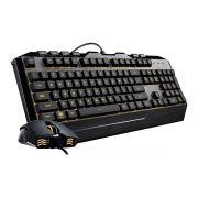 Kit Gamer Mouse + Teclado Cooler Master Devastator 3 RGB LED 7 Cores SGB-3000-KKMF1-BR