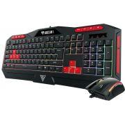 Kit Gamer Teclado Gamdias ARES M1 + Mouse Zeus E2 3200 DPI