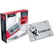 Kit Upgrade SSD 480GB Kingston UV400 SATA III 2.5 POL SUV400S3B7A/480G