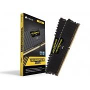 Memória DDR4 32GB (KIT 2X16GB) Corsair 3000MHZ Vengeance LPX Preto C15 CMK32GX4M2B3000C15
