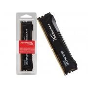 Memória RAM 4GB DDR4 2400MHZ HYPERX Savage Preta HX424C12SB2/4