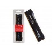 Memória RAM 8GB DDR4 2800MHZ HYPERX Savage Preta HX428C14SB2/8