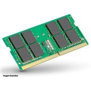 Memória RAM Notebook 16GB DDR4 2400MHZ Kingston Valueram KCP424SD8/16