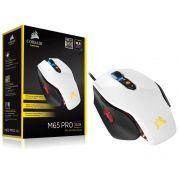 Mouse Gamer Corsair Vengeance M65 PRO RGB Branco 12000 DPI CH-9300111-NA