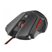 Mouse Gamer TRUST GXT 148 3200 DPI 8 Botões
