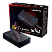 Placa de Captura Avermedia Live Gamer ULTRA 4K USB 3.1 GC553