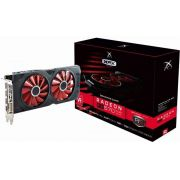 Placa de Vídeo AMD Radeon XFX RX 570 BLACK Edition 4GB DDR5 XFX RX-570P4DFDR