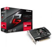 Placa de Vídeo ASROCK Phantom Gaming Radeon RX 560 2GB DDR5 90-GA0400-00UANF