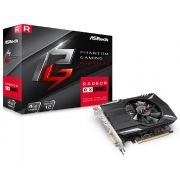 Placa de Vídeo ASROCK Phantom Gaming Radeon RX 560 4GB DDR5 90-GA0620-00UANF