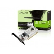 Placa de Vídeo Galax Nvidia Geforce GT 1030 EXOC White 2GB GDDR5 PCI-E 3.0 30NPH4HVQ5EW