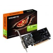 Placa de Vídeo Gigabyte Nvidia Geforce GT 1030 2GB LOW Profile GDDR5 PCI-E 3.0 GV-N1030D5-2GL