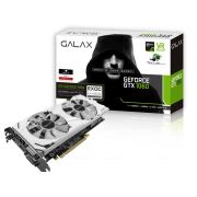 Placa de Vídeo Nvidia Galax Geforce GTX 1060 EX OC White Teclab Edition 6GB GDDR5 192-BIT
