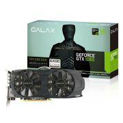 Placa de Vídeo Nvidia Galax Geforce GTX 1060 EXOC 6GB DDR5 PCI-E 3.0 60NRH7DVM6EC