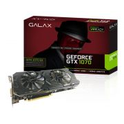 Placa de Vídeo Nvidia Galax Geforce GTX 1070 EX 8GB DDR5 256-BIT