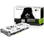 Placa de Vídeo Nvidia Galax Geforce GTX 1070 EXOC-SNPR White 8GB DDR5 256-BIT