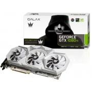 Placa de Vídeo Nvidia Galax Geforce GTX 1080 TI HOF 11GB DDR5 352-BIT 80IUJBDHQ7FZ