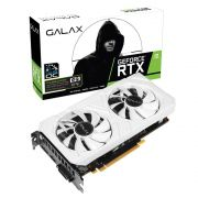 Placa de Vídeo Nvidia Galax Geforce RTX 2060 EXOC White 6GB DDR6 PCI-E 3.0 T66DB-26NRL7HPY3EW-ICBG