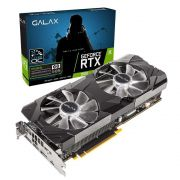 Placa de Vídeo Nvidia Galax Geforce RTX 2080 EXOC 8GB DDR6 PCI-E 3.0 28NSL6UCU9EN