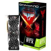 Placa de Vídeo Nvidia Geforce Gainward RTX 2080 TI Phoenix 11GB GDDR6 NE6208TT20LC-150X