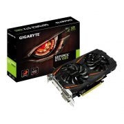 Placa de Vídeo Nvidia Gigabyte Geforce GTX 1060 OC Windforce 3GB DDR5 GV-N1060WF2OC-3GD
