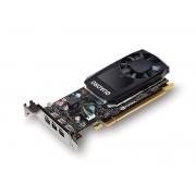 Placa de Vídeo Nvidia PNY Quadro P400 2GB DDR5 VCQP400-PORPB