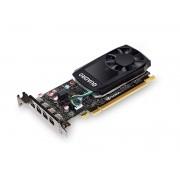 Placa de Vídeo Nvidia PNY Quadro P600 2GB DDR5 VCQP600-PORPB