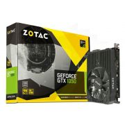 Placa de Vídeo Nvidia Zotac Geforce GTX 1050 Mini 2GB DDR5 Pcie 3.0 ZT-P10500A-10L