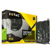 Placa de Vídeo Nvidia Zotac Geforce GTX 1050 TI Mini 4GB DDR5 ZT-P10510A-10L
