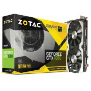 Placa de Vídeo Nvidia Zotac Geforce GTX 1060 6GB DDR5 AMP Edition ZT-P10600B-10M