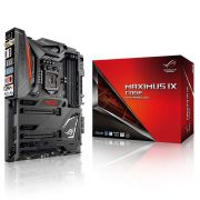 Placa Mãe ASUS Maximus IX Code Gaming P/ INTEL LGA 1151 DDR4 USB 3.1 SATA III LED