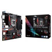 Placa Mãe ASUS ROG STRIX B250G Gaming P/ INTEL LGA 1151 DDR4 USB 3.1 SATA III